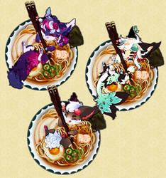 [c] noodles