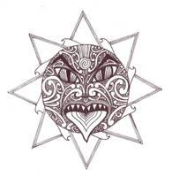 Maori Sun - Te Ra by Endymion85