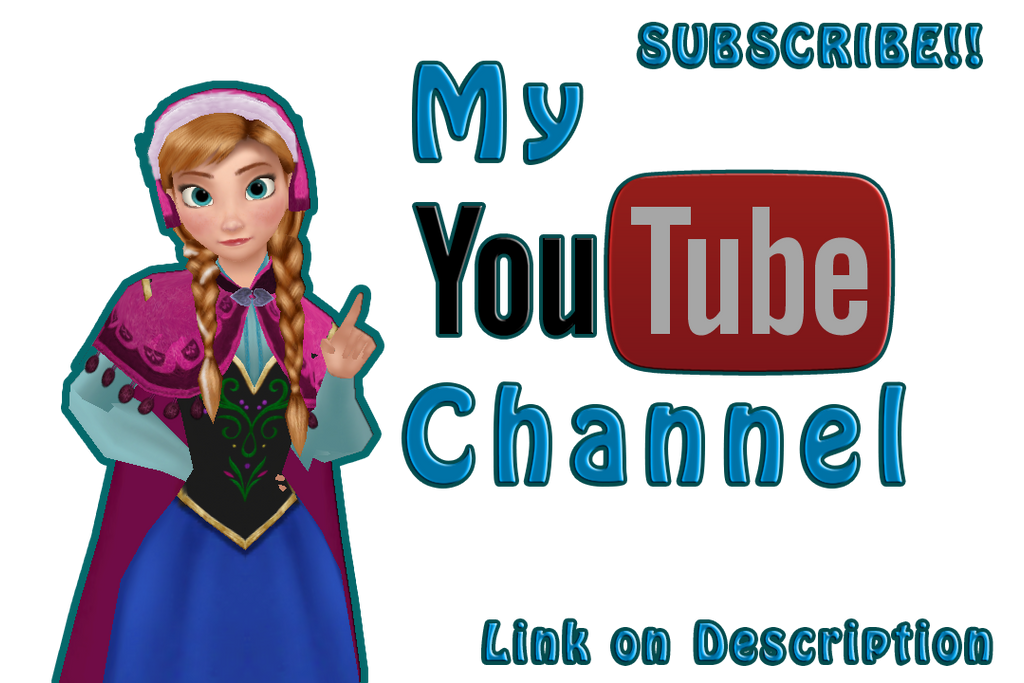 my youtube channel please subscribe by rovick on deviantart my youtube channel please subscribe