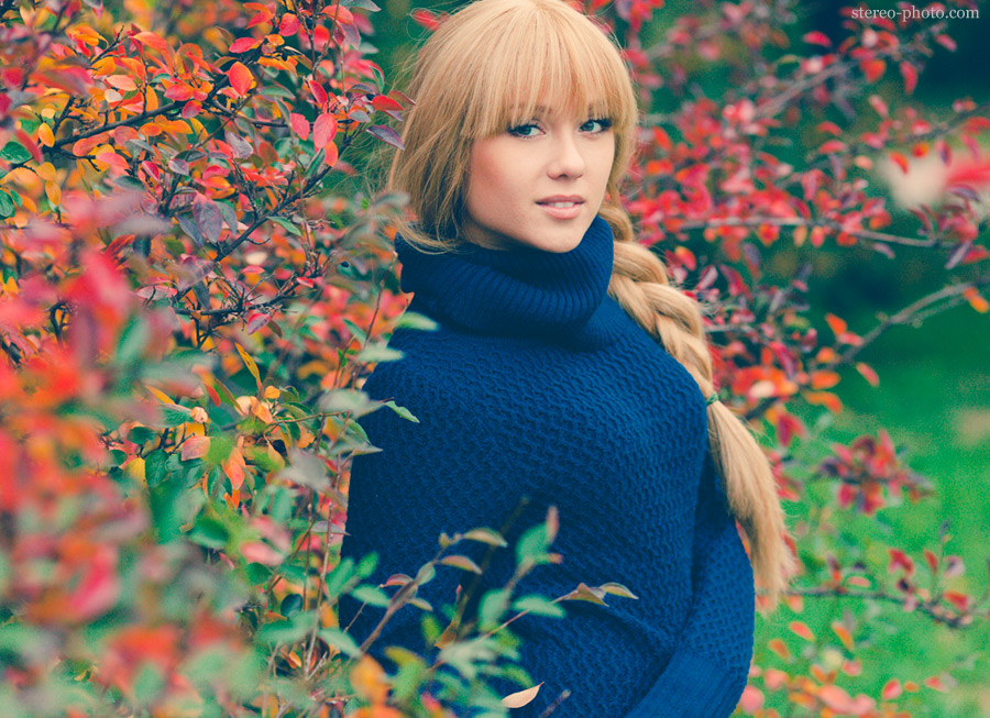 Alice in September by mystereophoto
