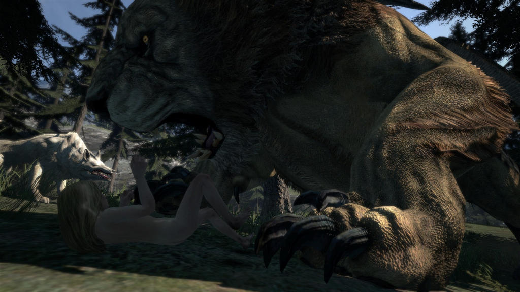 Dragon's Dogma Chimera Fun 4 by Iffy350
