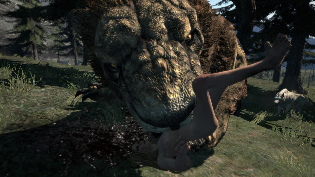 Dragon's Dogma Chimera Fun 6 by Iffy350