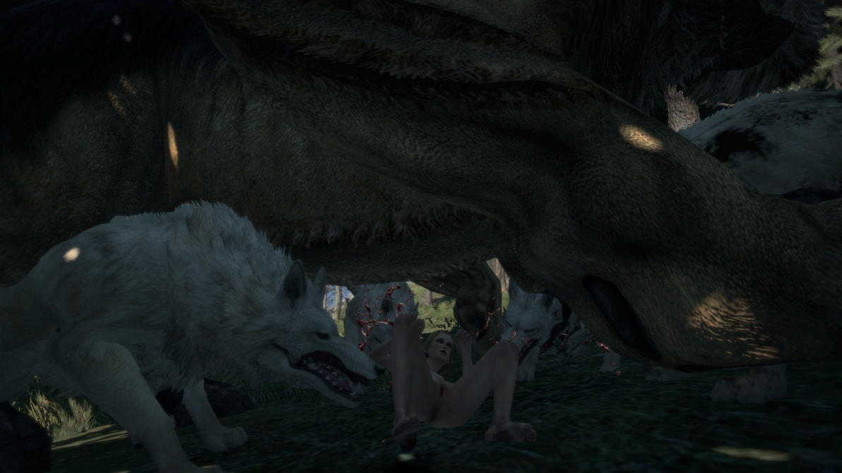 Dragon's Dogma  Under the Chimera 2 by Iffy350