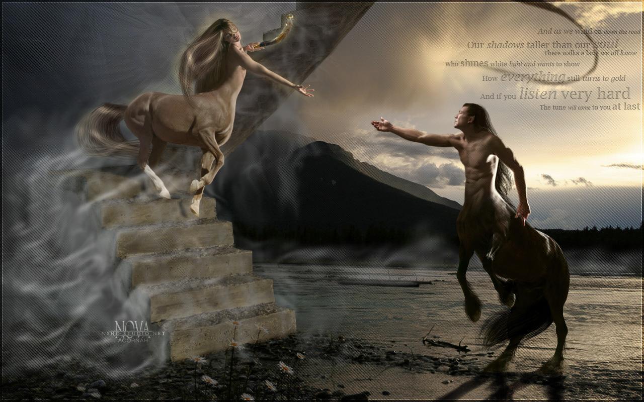 übersetzung led zeppelin stairway to heaven