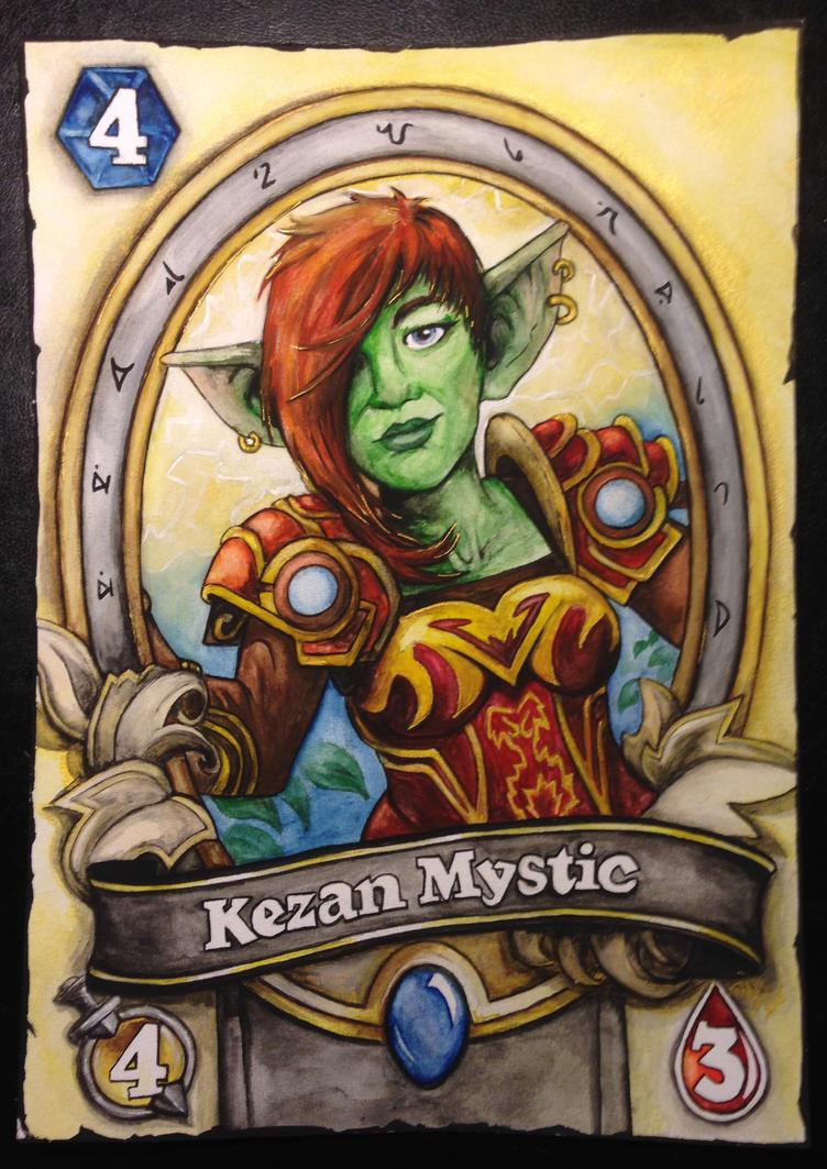Kezan Mystic by crystayna