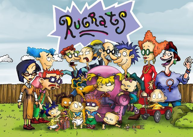 Rugrats by CornandCucumber