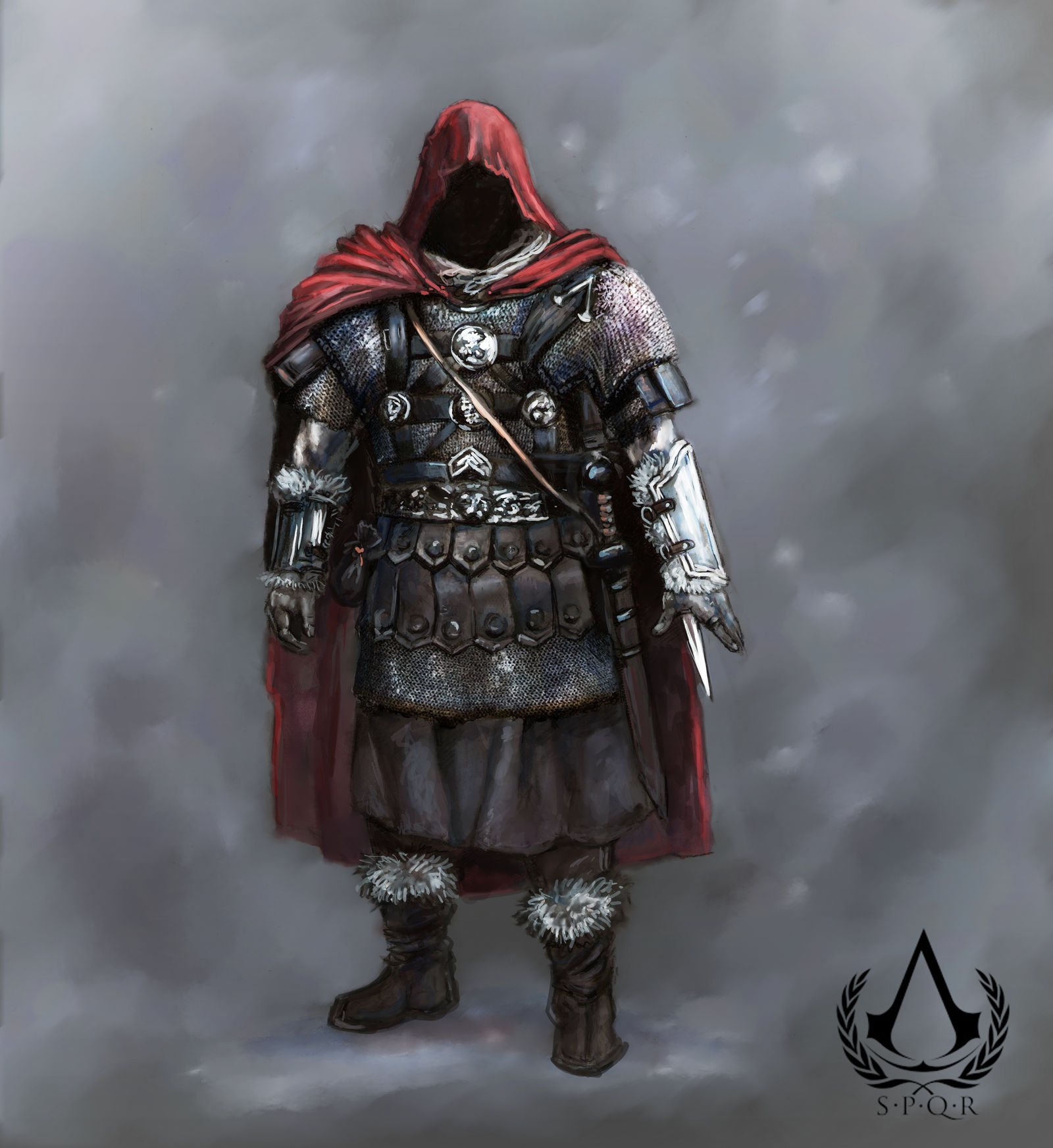 Unofficial Assassin S Creed Legion Concept Art 2 By Lucamaestroni