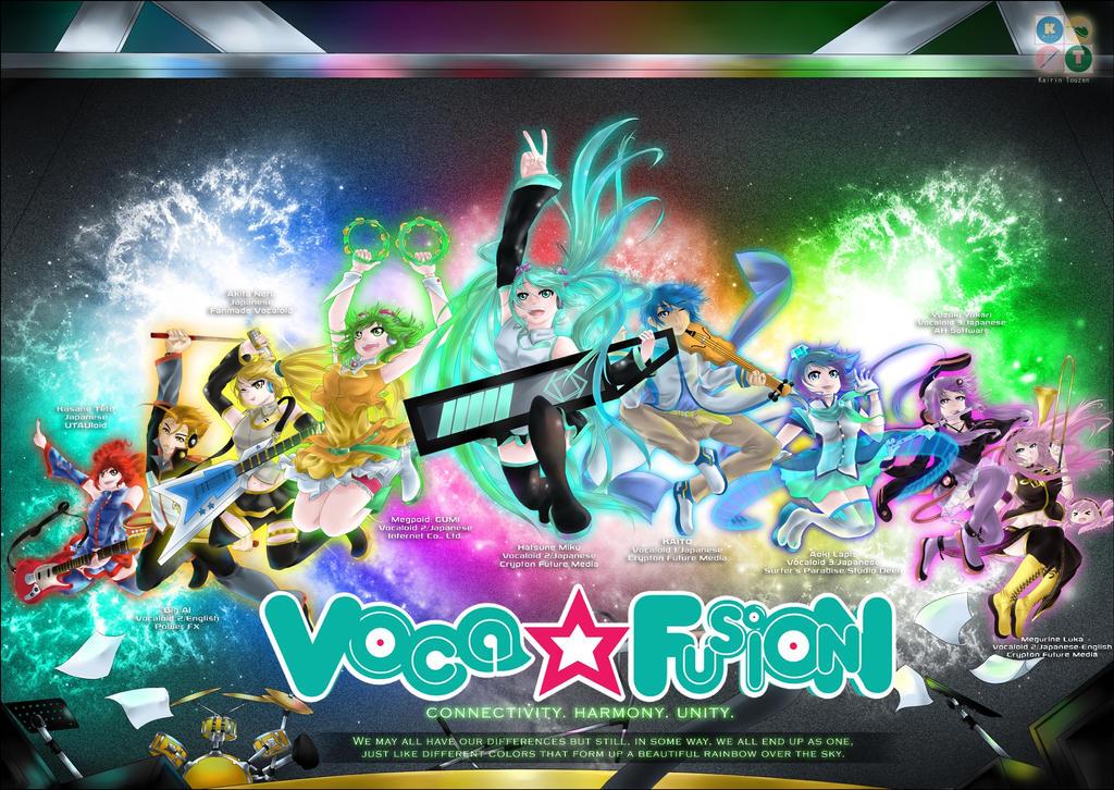 VocaFusion by KairinTouzen
