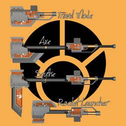 Alistair Weapon Sheet - WIP