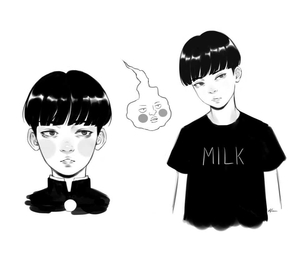 Mob Doodles by ivymint