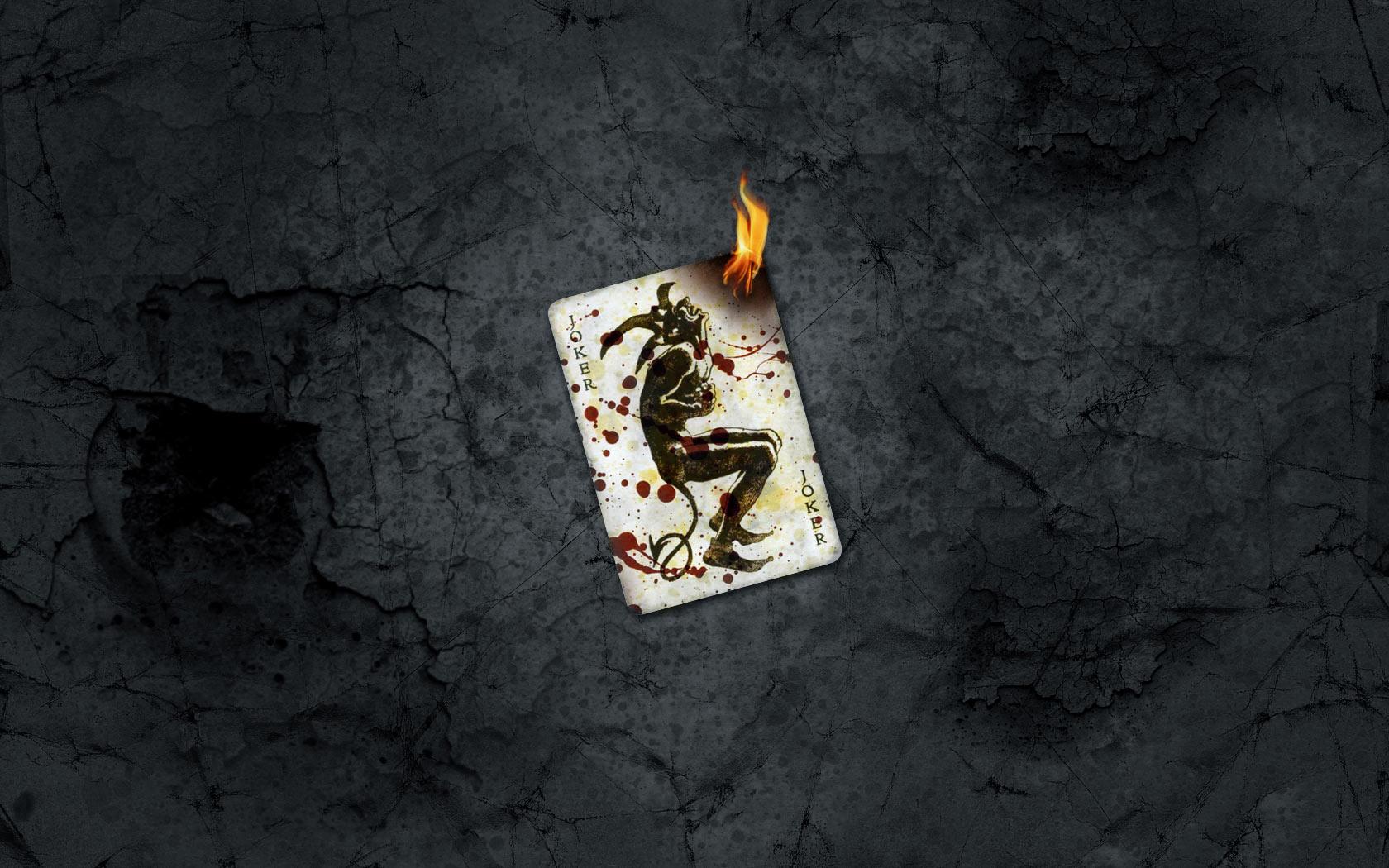 Joker Burn By Paullus23 On Deviantart