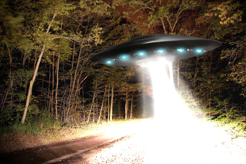 Bliskie spotkanie z UFO i obcymi koło Krosna Odrzańskiego – Raport