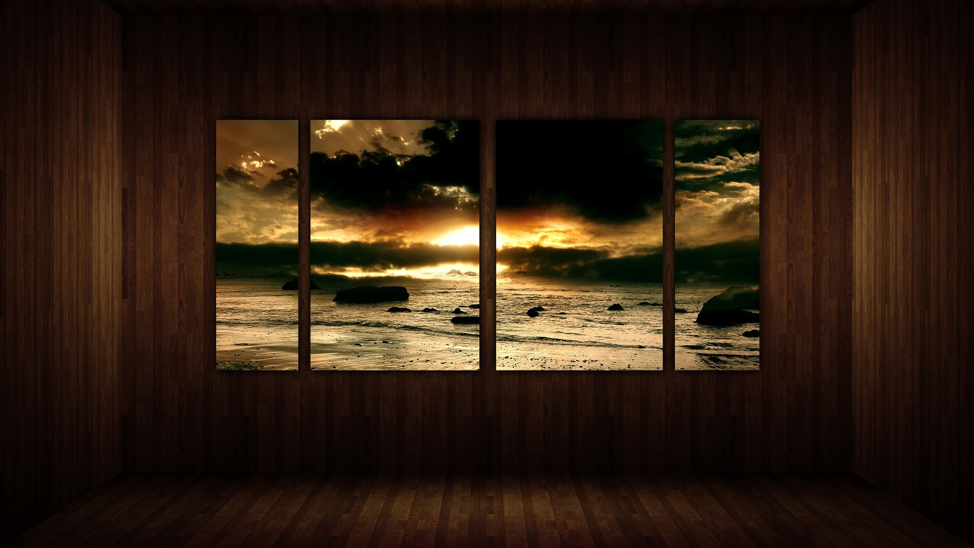 Wall Art Hd Pic : Living room view by paullus on deviantart