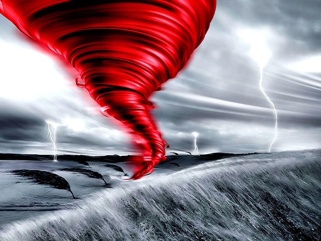 Red Tornado by Paullus23 on DeviantArt