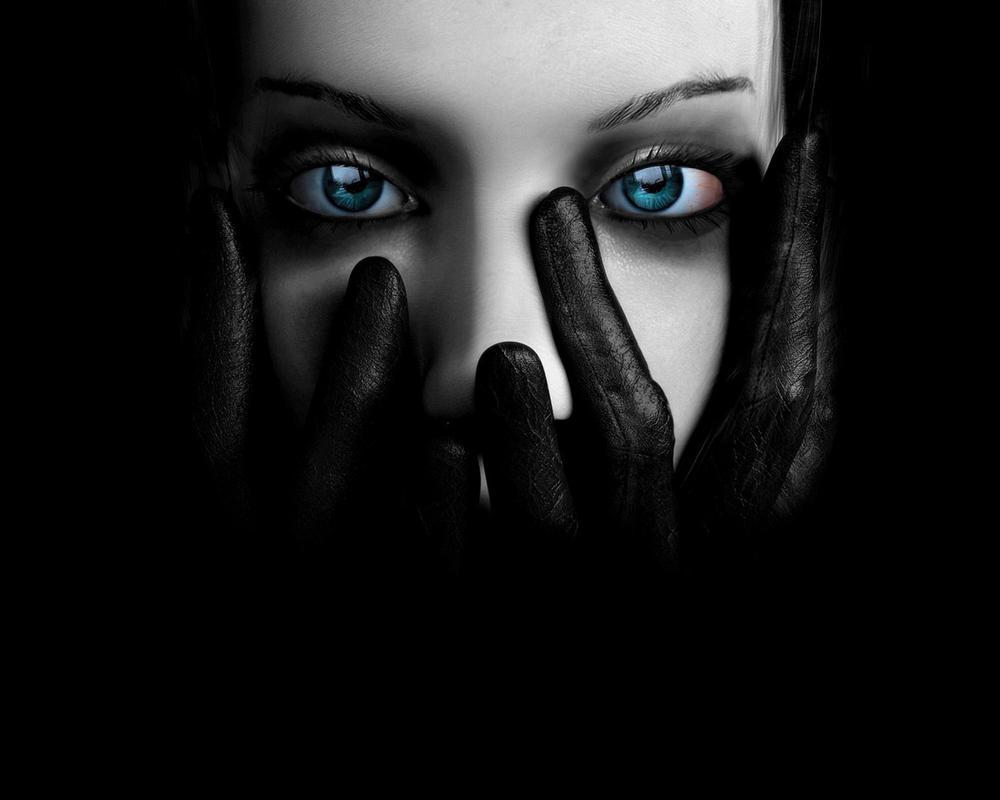 Gothic Girl Feeling Sad by Paullus23 on DeviantArt
