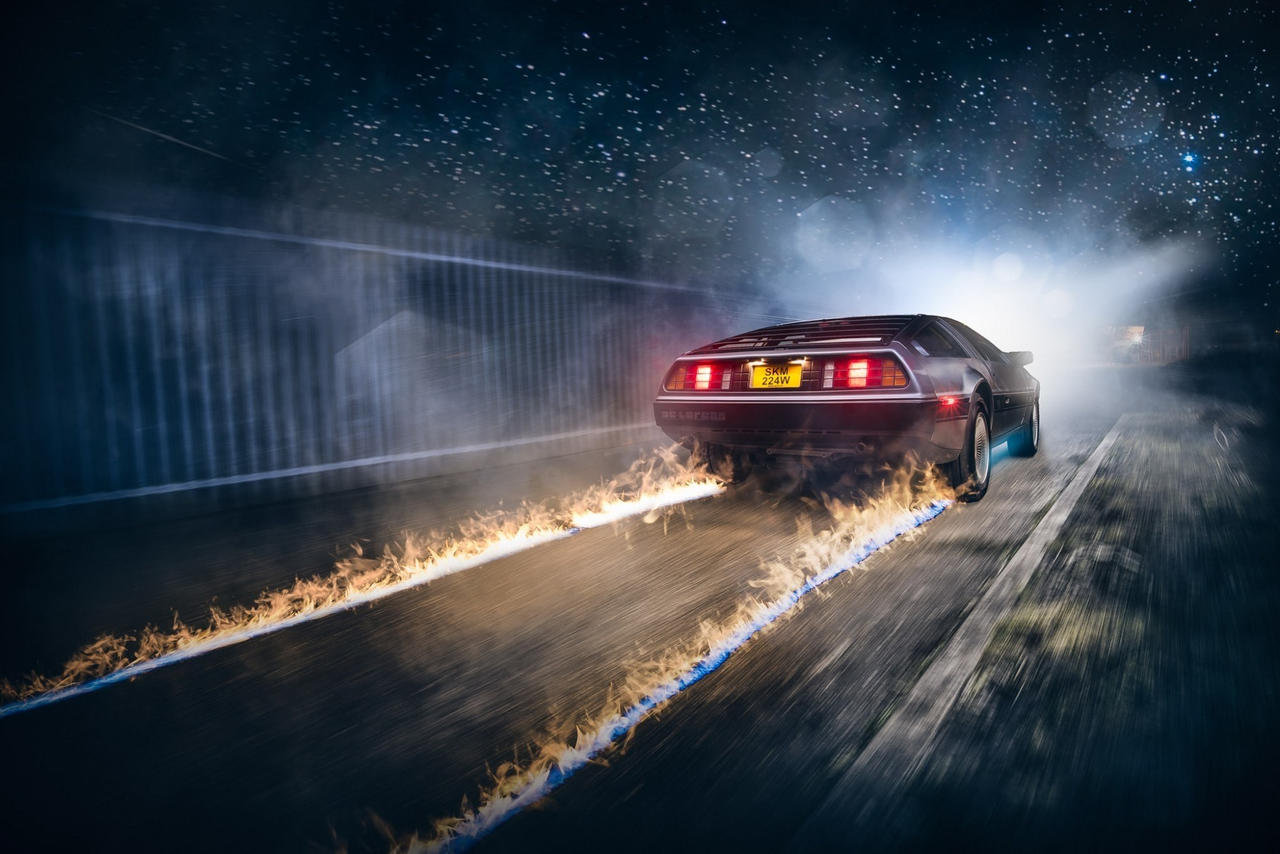 Back to the future by paullus23 on deviantart
