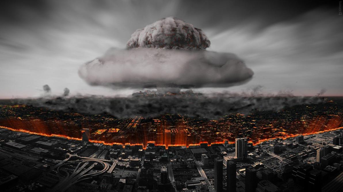 Explosion by Paullus23
