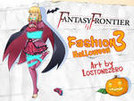 Fantasy Frontier Fashion 3: Halloween by PawFeather