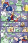 The Seduction of Supergirl_1 by PawFeather