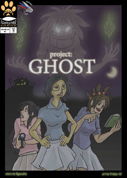 Project Ghost #1 Available Now