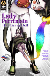 Lady Purrcelain The Living Doll Available Now