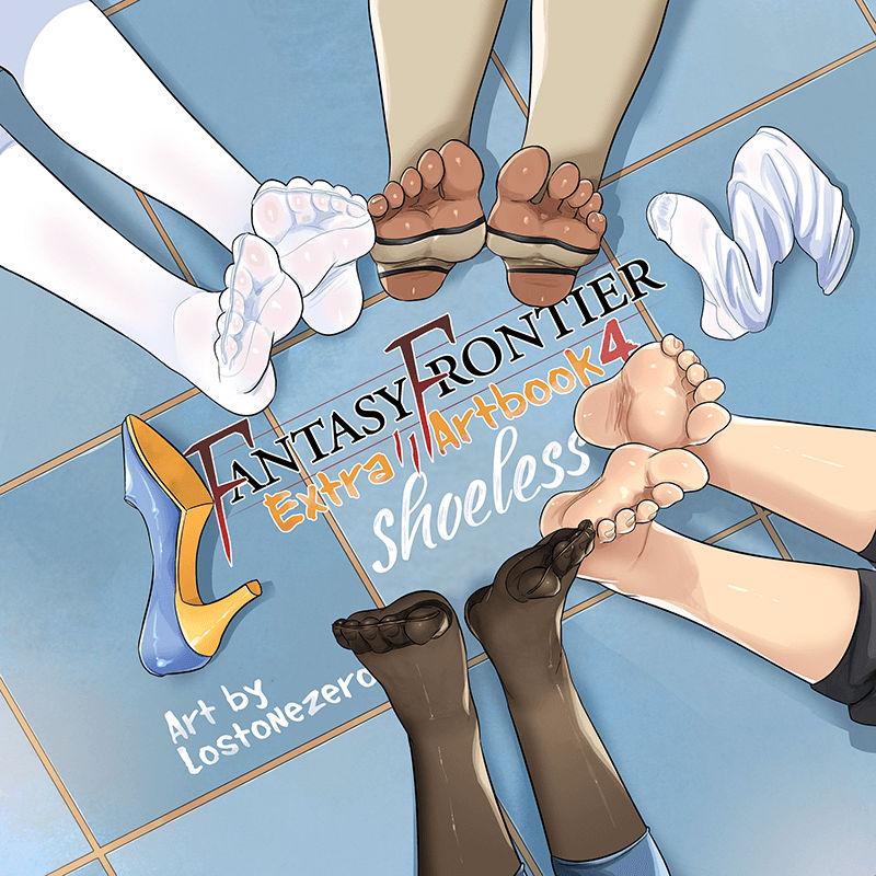 Fantasy Frontier Extra Artbook 4: Shoeless