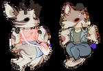 [CLOSED] Pastel Cuties