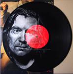 David Byrne Vinyl Art