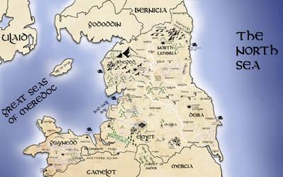 Mapped Elmet