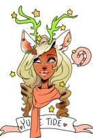 Deer Cutie adoptable by temporaryWizard