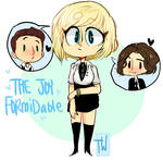 The Joy Formidable Band Fanart
