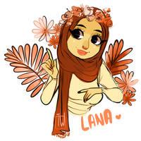 Lana Loves Aesthetics by temporaryWizard