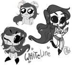 Whiteline Dumpie plus stream