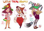 Witch Adoptables Open