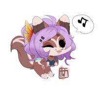Yumi Girl Mini in stream by temporaryWizard