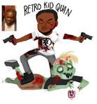 Retrokid Zombie commission