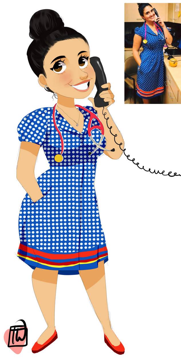 Stuntg chibi pediatric commission