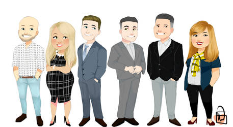 business group commission