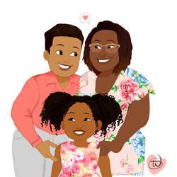 Gudz 3 set family commission