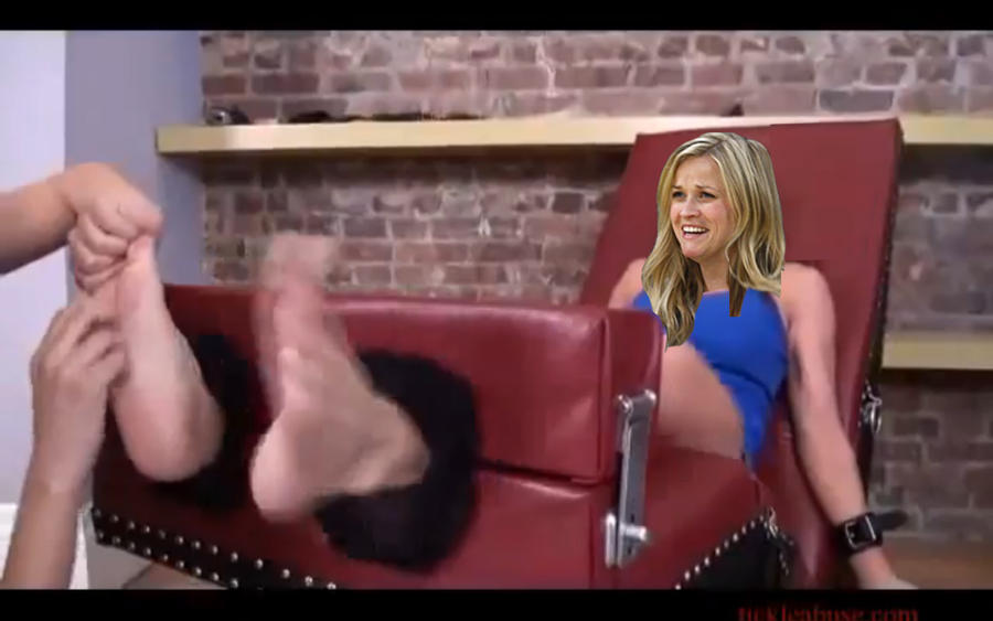 Reese Witherspoon tickle fake by the70sguy on DeviantArt