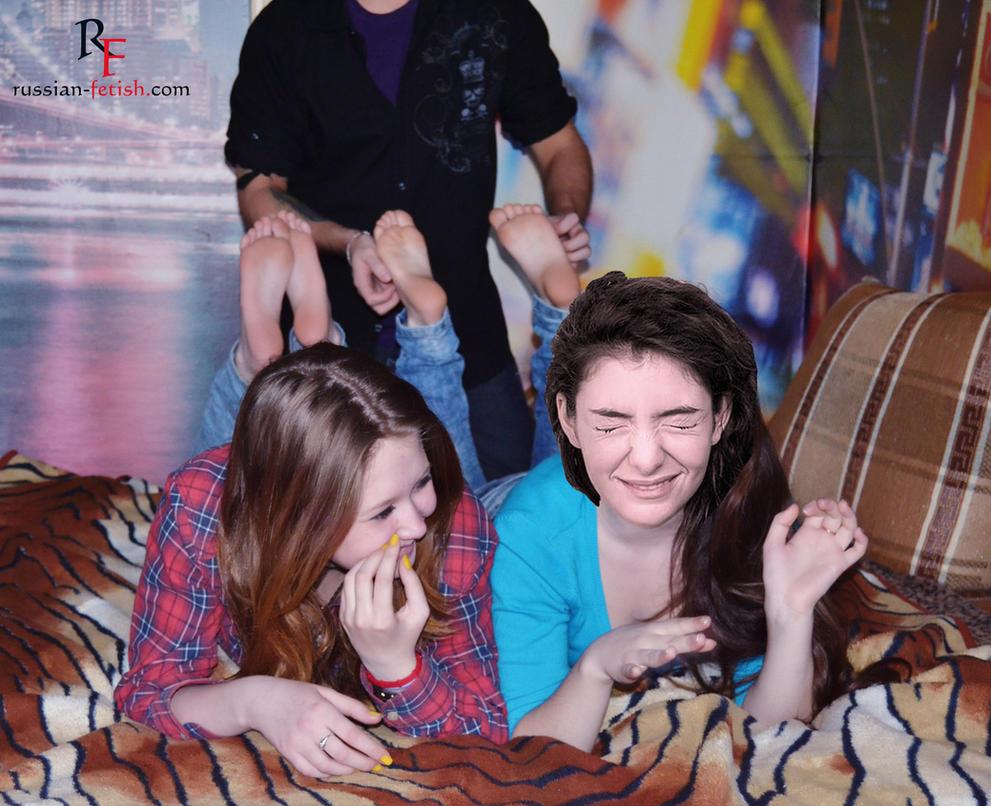 Tickling in Russia