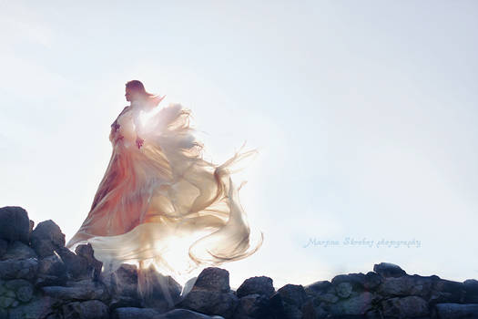 - touch of the wind -