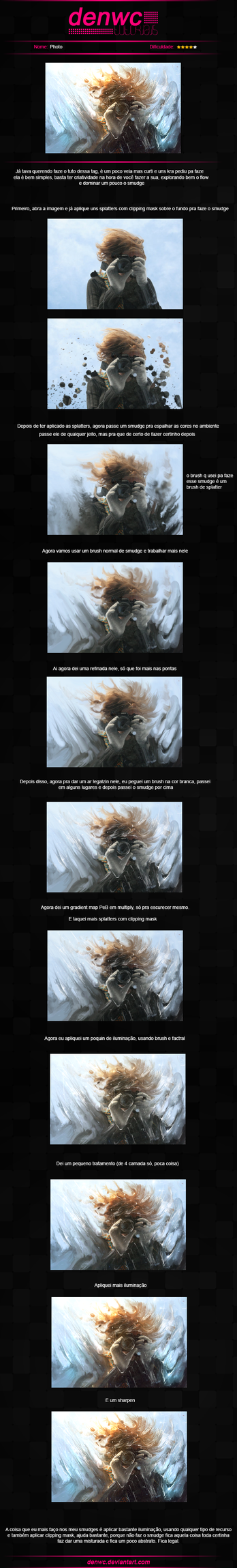 Photo Tutorial by denwc