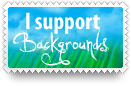Stamp:: Backgrounds FTW by Damaged-Material