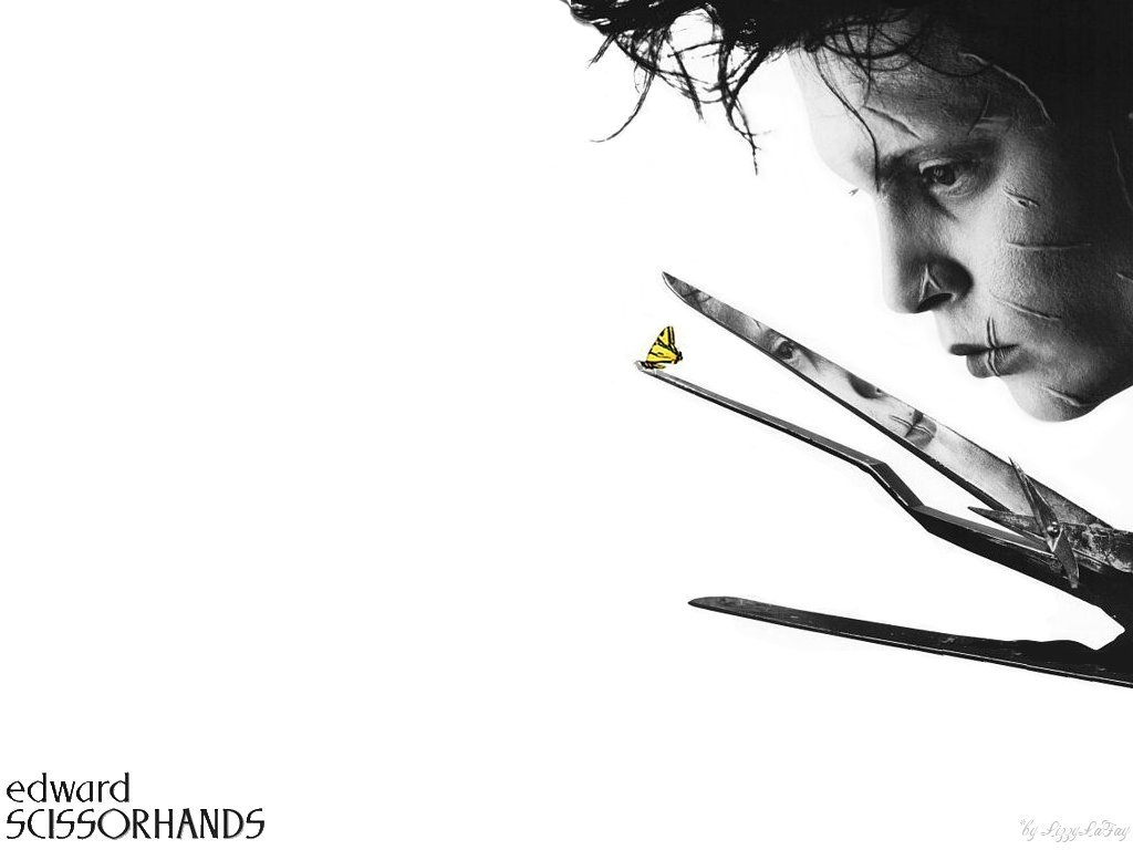 edward scissorhands wall by lizzylafay on  edward scissorhands wall by lizzylafay edward scissorhands wall