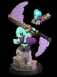 Starbound 3d Character Render