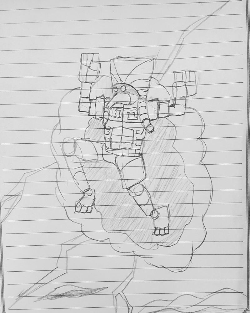 Furaijin Boss by ryuu-samazx