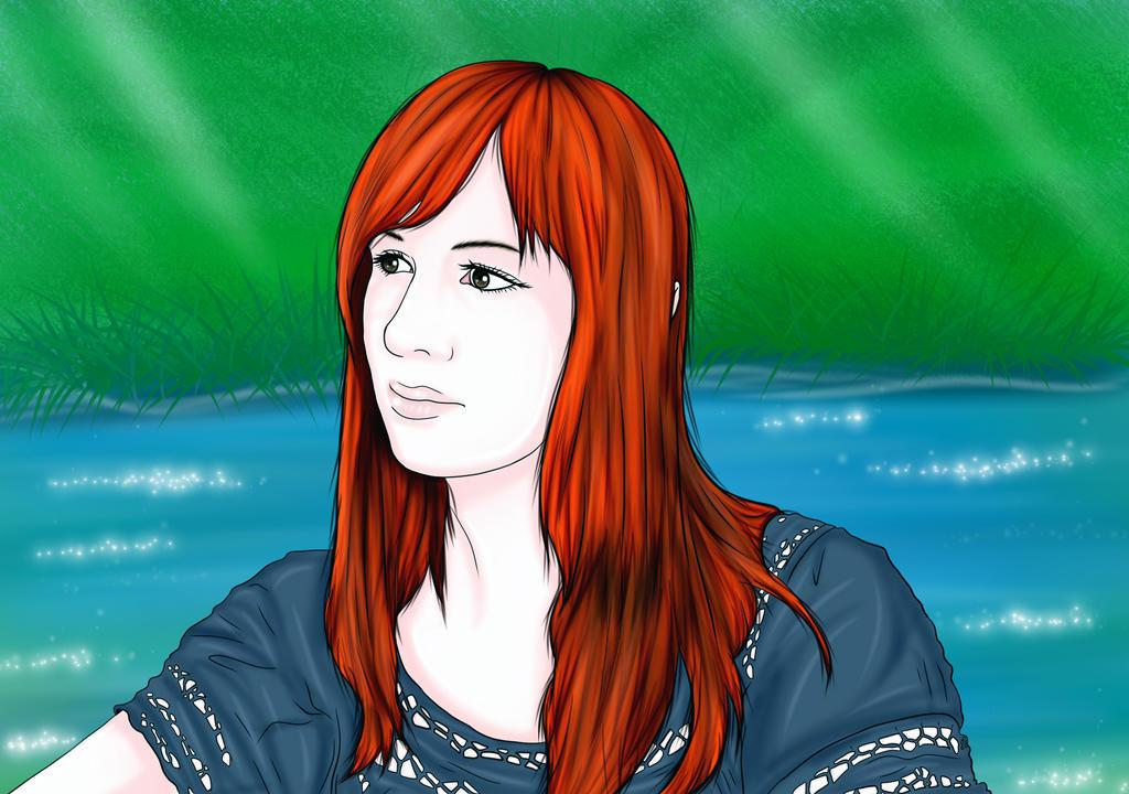 Draw gift to diana_pin100 by Jia-Horizon-Artworks