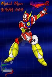 Metal Man from Megaman Maximos 2