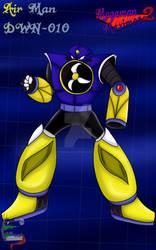 Air Man from Megaman Maximos 2